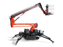 Spinhoogwerker kopen Platform basket Spider 15.75