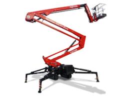 Spinhoogwerker kopen Platform basket Spider 22.10