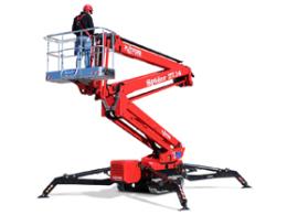 Spinhoogwerker kopen Platform basket Spider 27.14
