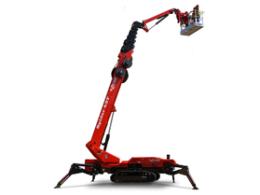 Spinhoogwerker kopen Platform basket Spider 43T