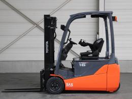 Tweedehands Forklift trucks TOYOTA 8FBET16