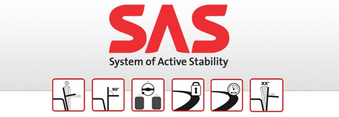Toyota SAS systeem uitgelegd