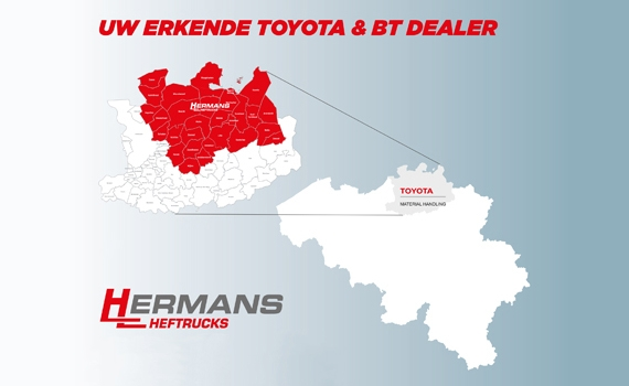 Officieel Toyota en BT dealer