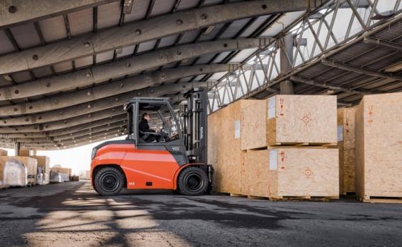 Toyota Traigo 80V HT heftruck voor zware toepassingen