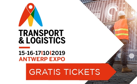 Transport & Logistics 2019 - Gratis tickets