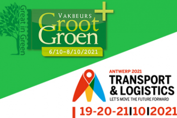 Vakbeurzen Grootgroenplus en Transport & Logistics